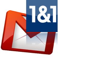 gmail-1and1